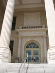 Former Volusia County Courthouse Doorway, DeLand, FL