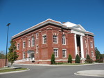 Pierce County Courthouse 3, Blackshear, GA