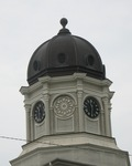 Pulaski County Courthouse Clock Tower, Hawkinsville, GA