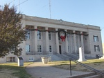 Rutherford County Courthouse 2, Rutherfordton, NC