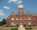 Twiggs County Courthouse, Jeffersonville, GA