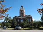 Wayne County Courthouse 1, Jesup, GA