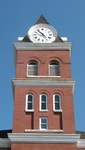 Wayne County Courthouse Clock Tower 2, Jesup, GA