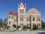 Wilkes County Courthouse, Washington, GA