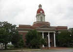 Worth County Courthouse 1, Sylvester, GA