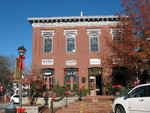 Hall's Block, Dahlonega, GA