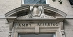 Hamby Building Artwork, Jacksonville, FL