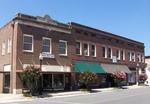 Hinson Building, Waycross, GA