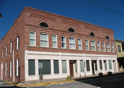hosch building gainesville ga by george lansing taylor jr. Black Bedroom Furniture Sets. Home Design Ideas