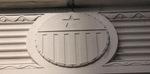 Former First Federal Savings and Loan Building Artwork 1, Jacksonville, FL