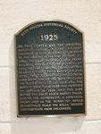 Former First National Bank of DeLand Historical Marker, DeLand, FL