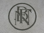 Former First National Bank Emblem, Quitman, GA