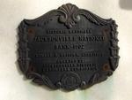 Former Jacksonville National Bank Plaque, Jacksonville, FL