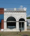Former Corner Bank, Jeffersonville, GA