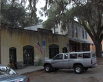 Mountain Garage & Mott-May Building, Micanopy, FL