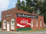 Montgomery Monitor Building, Mount Vernon, GA