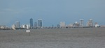 Jax Skyline from Baker Point 1, Jacksonville, FL
