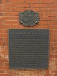 Catherine Street Fire Station Historical Marker, Jacksonville, FL