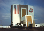 NASA Vehicle Assembly Building, Cape Canaveral, FL by George Lansing Taylor Jr.
