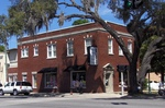 Former People's Bank of Crescent City, Crescent City, FL