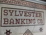 Former Sylvester Banking Company Mosaic, Sylvester, GA
