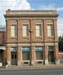 Former Tattnall Bank, Reidsville, GA