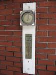 Former First National Bank of Mount Dora Thermometer, Mount Dora, FL