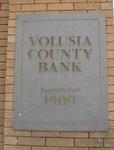 Former Volusia County Bank Cornerstone, De Land, FL