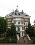 Broughton Hospital Avery Building 1, Morganton, NC by George Lansing Taylor Jr.