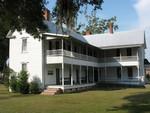 Former Alexander Hotel 2, Reidsville, GA