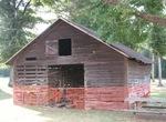 Former Alexander Hotel Barn, Reidsville, GA
