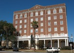 Former New Albany Hotel, Albany, GA