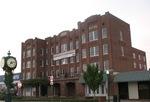 Former Fred Roberts Hotel 1, Dublin, GA