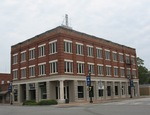 Former Hotel Hawkinsville, Hawkinsville, GA