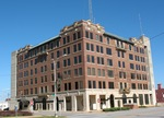Former Gordon Hotel 1, Albany, GA
