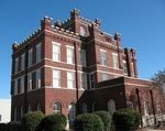 Former Colquitt County Jail 3, Moultrie, GA