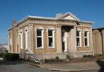 Carnegie Free Library, Cordele, GA
