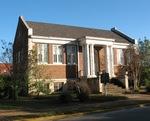 Cuthbert Carnegie Library, Cuthbert, GA
