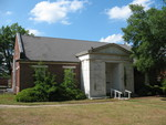Memorial Library, Munroe, GA by George Lansing Taylor Jr.