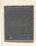 109 Courthouse Square Plaque, Inverness, FL