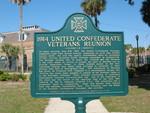1914 United Confederate Veterans Reunion Marker, Jacksonville, FL