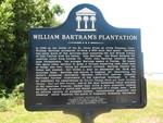 Bartam Plantation Marker, St. Augustine, FL