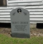 Burnt Church Monument, Lakeland, GA