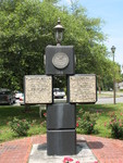 Camden County War Memorial (Korea and Vietnam), Woodbine, GA by George Lansing Taylor Jr.