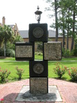 Camden County War Memorial (WWI and WWII) Woodbine, GA