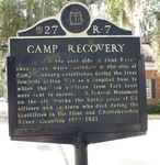Camp Recovery Marker, Bainbridge, GA by George Lansing Taylor Jr.