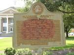 Candler County Marker, Metter, GA