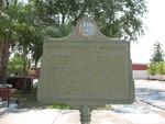 Captain Richard G. Bradford Marker, Starke, FL