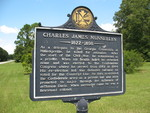 Charles James Munnerlyn Marker, Decatur County, GA