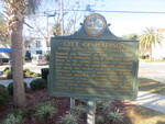 City of Madison Marker, Madison, FL